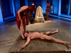 Jason Miller & Nicki Hunter in Chastity Humiliation - DivineBitches