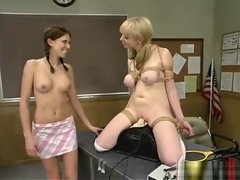 Adrianna Nicole And Audrey Leigh WP
