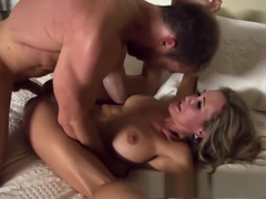 Tight Bodied MILF Creampie Queen Brandi Love
