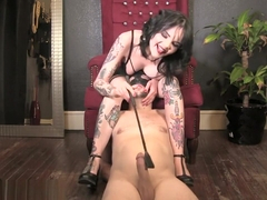 Smacked and Smothered: CBT and Face Sitting