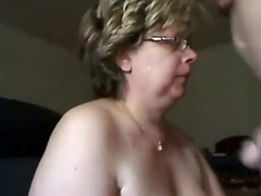 Amazing Amateur video with BBW, Grannies scenes