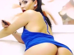 Hot Ukrainian LexxusGs and her lovely ass