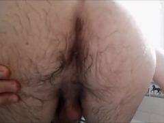 Toothpaste Massage On Asshole - Massage Anal Avec Dentifrice