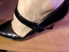 Foot and Shoe Fetish, Foot Job, Hand Job, Shoe Licking