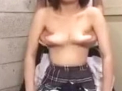 Big boobs asshole sex in public