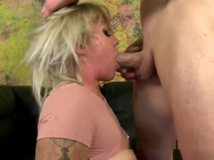 Ruby Octroi Pink Haired Teen Face Fuck
