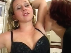 armpit worship and spit