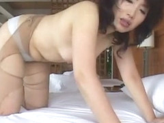 Incredible Japanese girl Aya Matsuo in Fabulous BDSM, Blowjob JAV clip