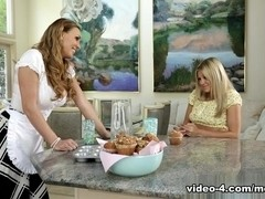Scarlet Red & Tanya Tate in Eat My Muffin: Part One Video