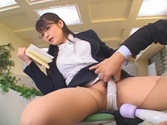 Exotic Japanese girl Megu Fujiura in Crazy Blowjob, Couple JAV movie