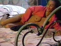 Heather hunter stroking her pussy