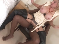 Lady Sonia fucking BBC in cuckold session - LadySonia