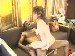 Gail Force, Kim Alexis, Tiffany Storm in vintage sex scene