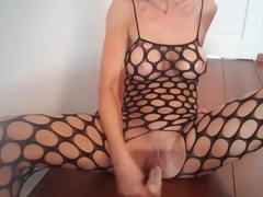 Dutch mom milf lisa masturbating 5