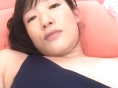 Crazy Japanese chick Akie Harada in Hottest Ass, POV JAV movie