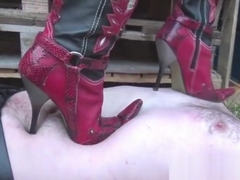 Trample Temptress In Outdoor