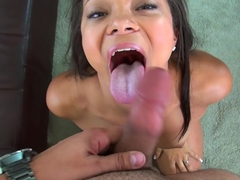 Fabulous pornstar in Incredible Latina, POV sex movie