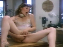 Hypatia Lee Sucks A Cock In The Office