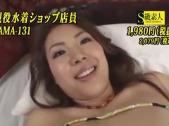 Hottest Japanese whore Hibiki Otsuki in Incredible JAV movie