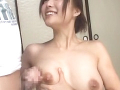 Horny Japanese whore Azumi Harusaki, Aiko Hirose, Mika Osawa in Crazy Handjob, Big Tits JAV video