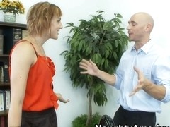 Dylan Ryan & Johnny Sins in Naughty Office
