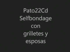 Grilletes That Is Pato22cd_Selbondage B Ballet Shoe