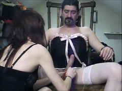 Beautiful Wife is a Merciless Dom CBT