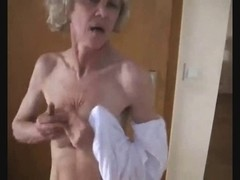 Skinny Gilf Takes on a Youthful Dick