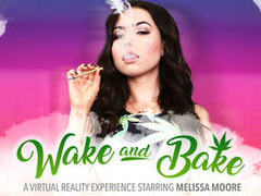 Wake and Bake featuring Melissa Moore  - NaughtyAmericaVR