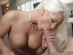 Blanche Bradburry & Danny D in Crushing His Dreams - BrazzersNetwork