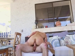 Mature Slut Alana Luv Takes Anal And Jizz