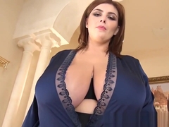 Xenia Wood - white bbw