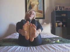 colombian feet