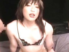 Hottest Japanese chick in Exotic BDSM, Fetish JAV video