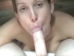 Kinky Girl Swallows His Cock And Gets A Facial