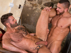 Hung Country XXX Video: Emir Boscatto, Dani Robles - FalconStudios