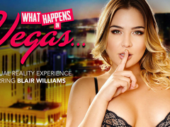 Blair Williams  Preston Parker in NaughtyAmericaVR