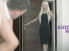 Chloe Lacourt in A Guiding Hand - StepmomLessons