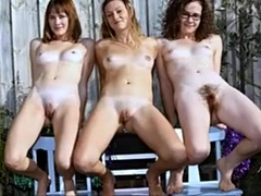 Bushes outside hairy pussy compilation slideshow