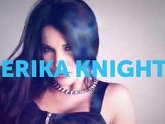 Crazy pornstar Erika Knight in Exotic Solo Girl, Lingerie sex video