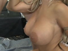Danny Wylde screws so sexual Holly Halston