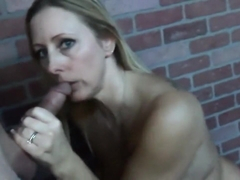 Blowjob cocktail!