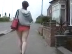 Compilation of British girls that love public nudity