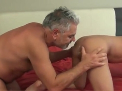 Best gay scene with Old Young, Twink scenes