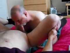 Best gay movie with Daddy, Cum Tribute scenes