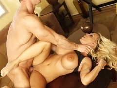 Holly Halston in Hitting The Right Angles