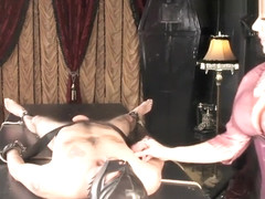 foot slave tickled torture 1
