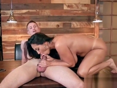 Married Hoe Ava Addams Gets Dicked Down By Driver
