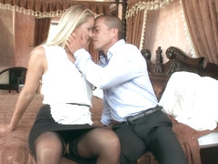 Christen Courtney & Matt Bird in Victorian Sex, Scene #01 - 21Sextury