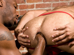 David Novak & Race Cooper in Fistpack 28 - Fist Hole - ClubInfernoDungeon